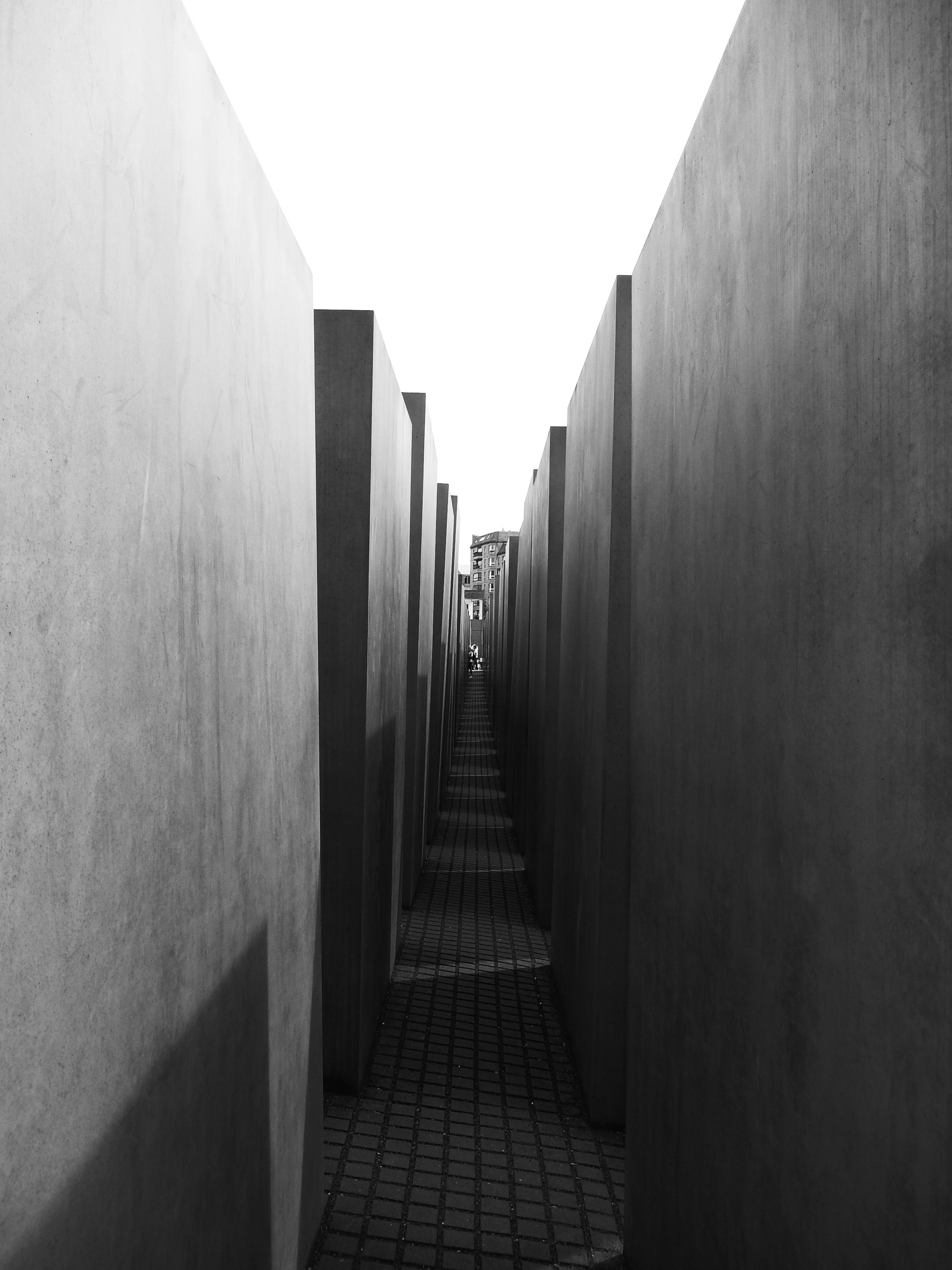 Memorial To The Murdered Jews Of Europe Peter Eisenman Berlin  # Expo Muebles Wtc D'Europe