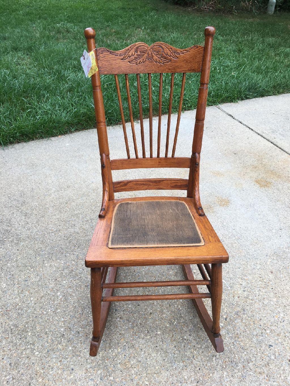 Antique rocking chair rocking chair antique rocking