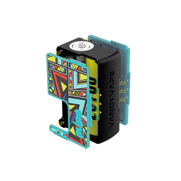 Vandy Vape Pulse BF Squonk Box Mod - New Panels | Vandy Vape