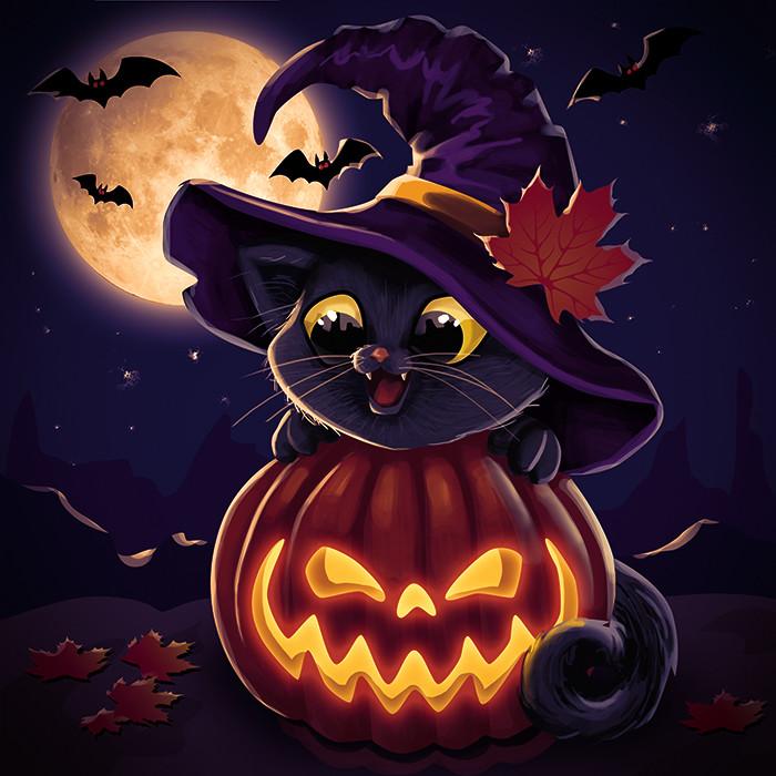 тыква хэллоуин арт 6 тыс изображений найдено в Яндекс
