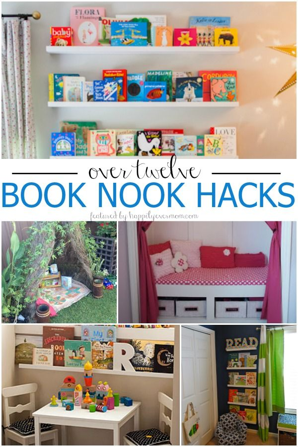 Cozy Book Nooks for Kids
