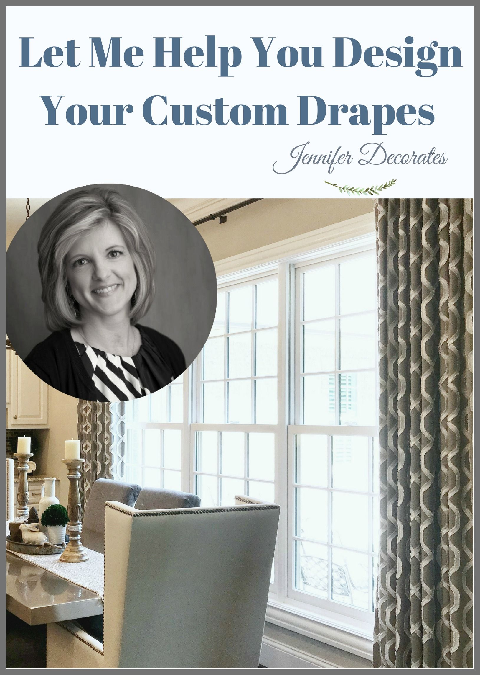 Not Sure Where To Even Begin When Choosing Fabric For Window Treatments Jd S Now Offers A Virtual Design Consultation See What It Is All About