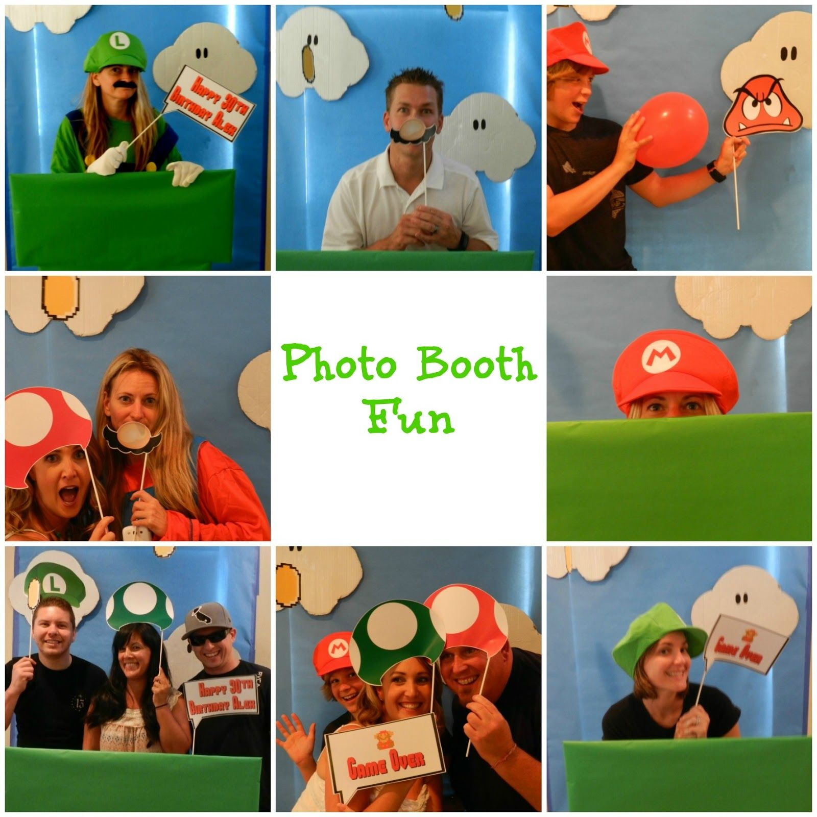 All About the Details DIY Tuesday [Super Mario Brothers