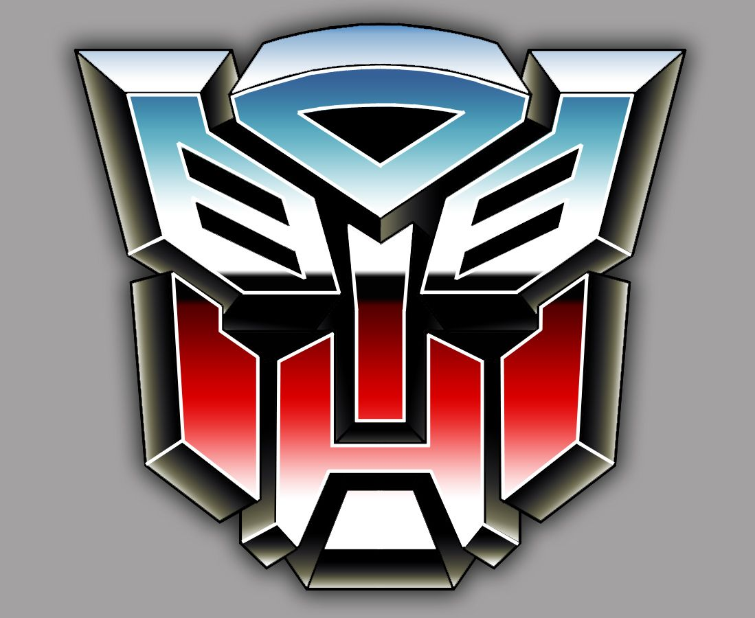 A Gallery Of Autobots Symbols Mifty Is Bored Clipart Best