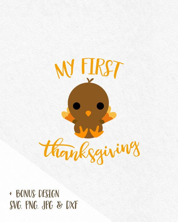 24+ My first thanksgiving svg ideas in 2021