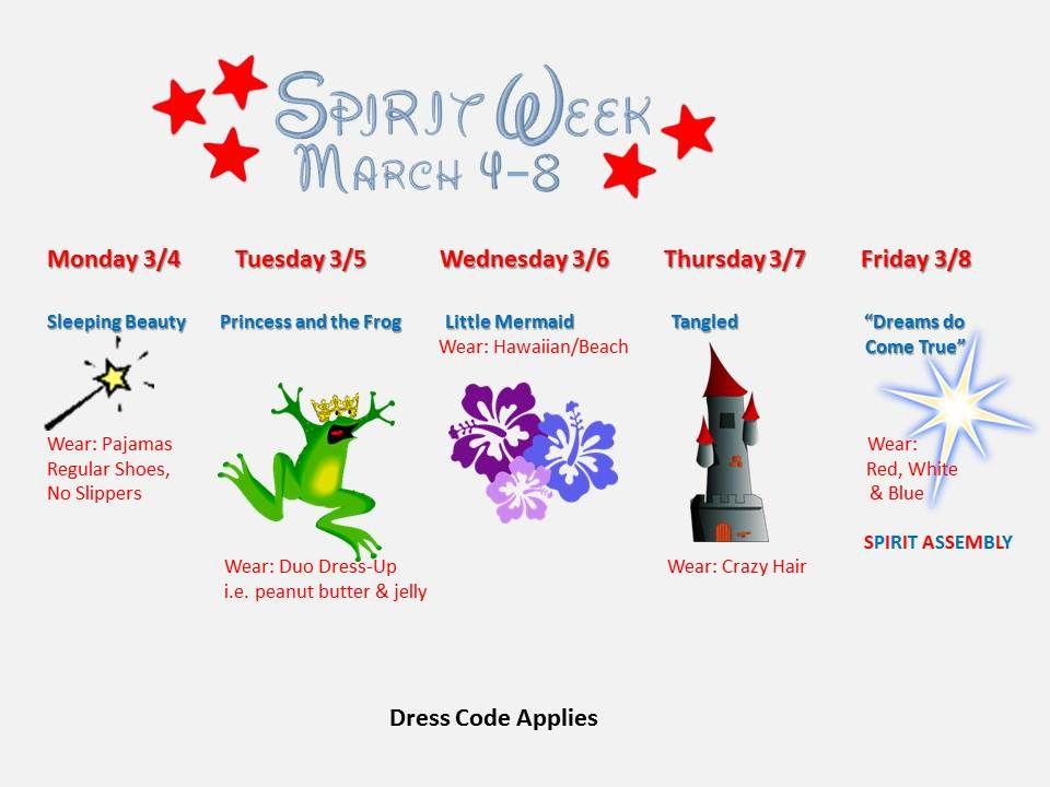 Spring spirit week spirit week ideas pinterest for Christmas spirit ideas
