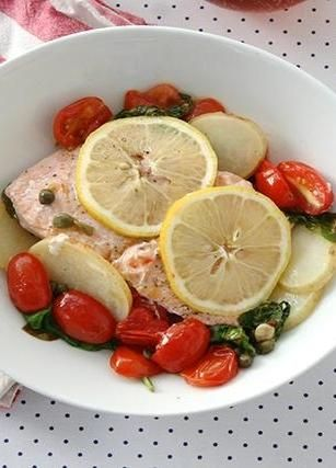 The salmon dinner that will change your week!