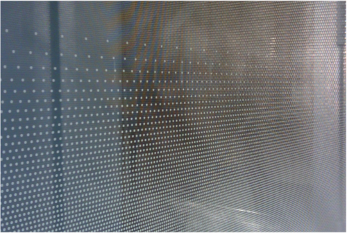 Crazy Fritted Glass Iac Nyc Materials Fritted Glass
