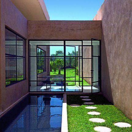 un havre de paix marrakech maison marocune - Construire Une Maison Au Maroc