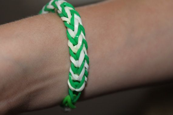 Rubber Band Bracelets For Girls and Boys by HopscotchSundae, $1.50