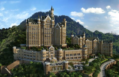 Starwood's Luxury Collection Announces The Castle Hotel In Dalian, Marking The Brand's Fifth Hotel In China