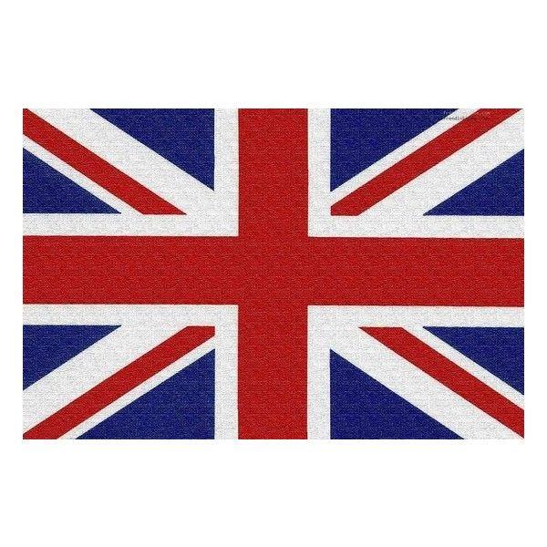 Flag London United Kingdom Liked On Polyvore Britain Flag England Flag