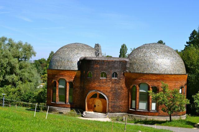 Glashaus glass house at the goetheanum rudolf steiner rudolf steiner 39 s second goetheanum - Anthroposophische architektur ...
