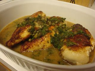 Buddy Valastro's Chicken Piccata