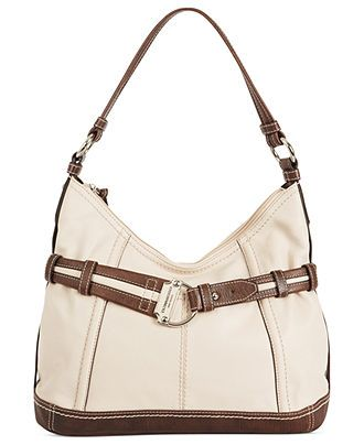 Tignanello Handbag, Soft Cinch Hobo Bag - Macy's | Bags Galore ...