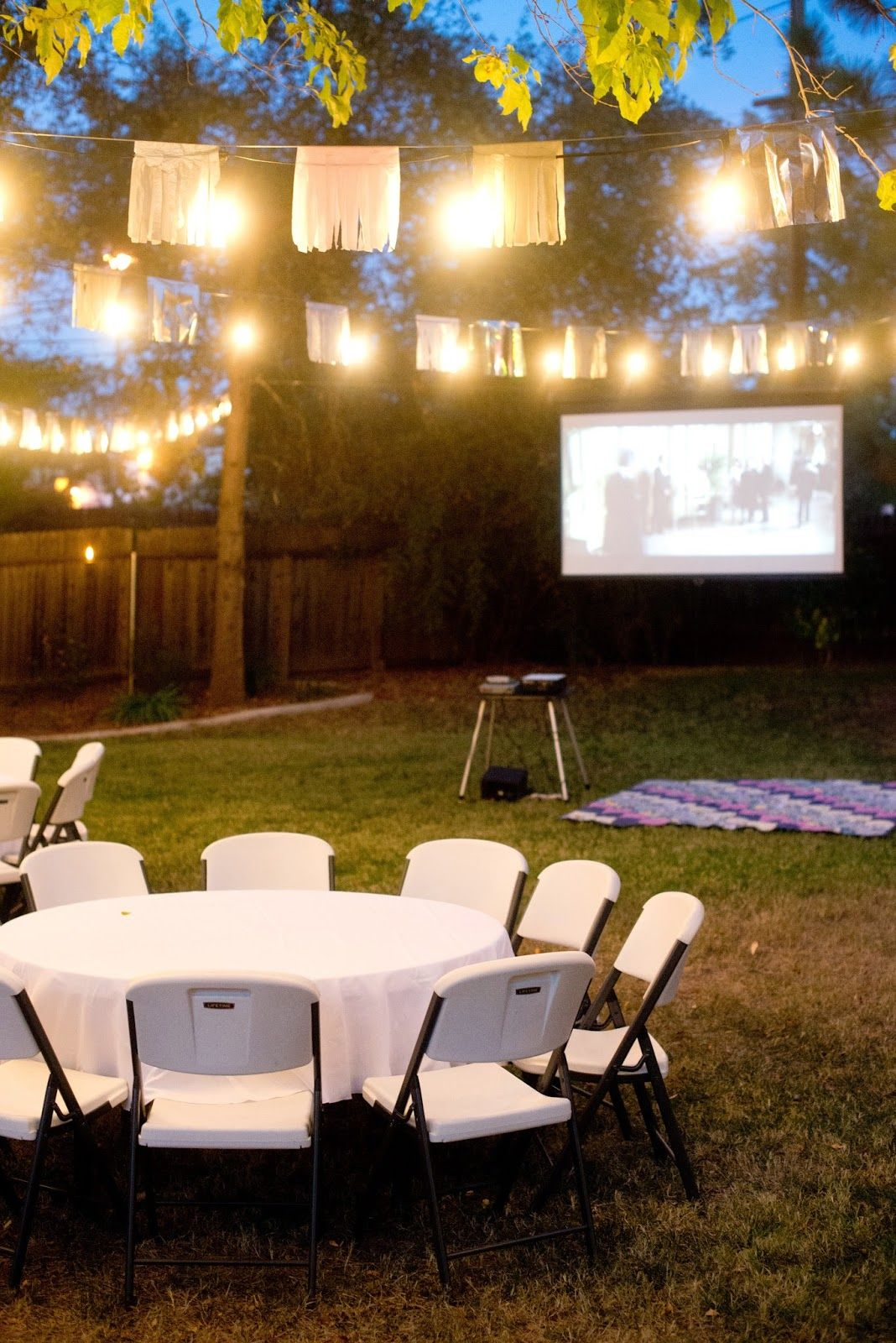 Backyard Birthday Party Ideas For Adults todays hint 7 affordable activity ideas for first birthday parties some good ideas Fall Backyard Birthday Party And Movie Night