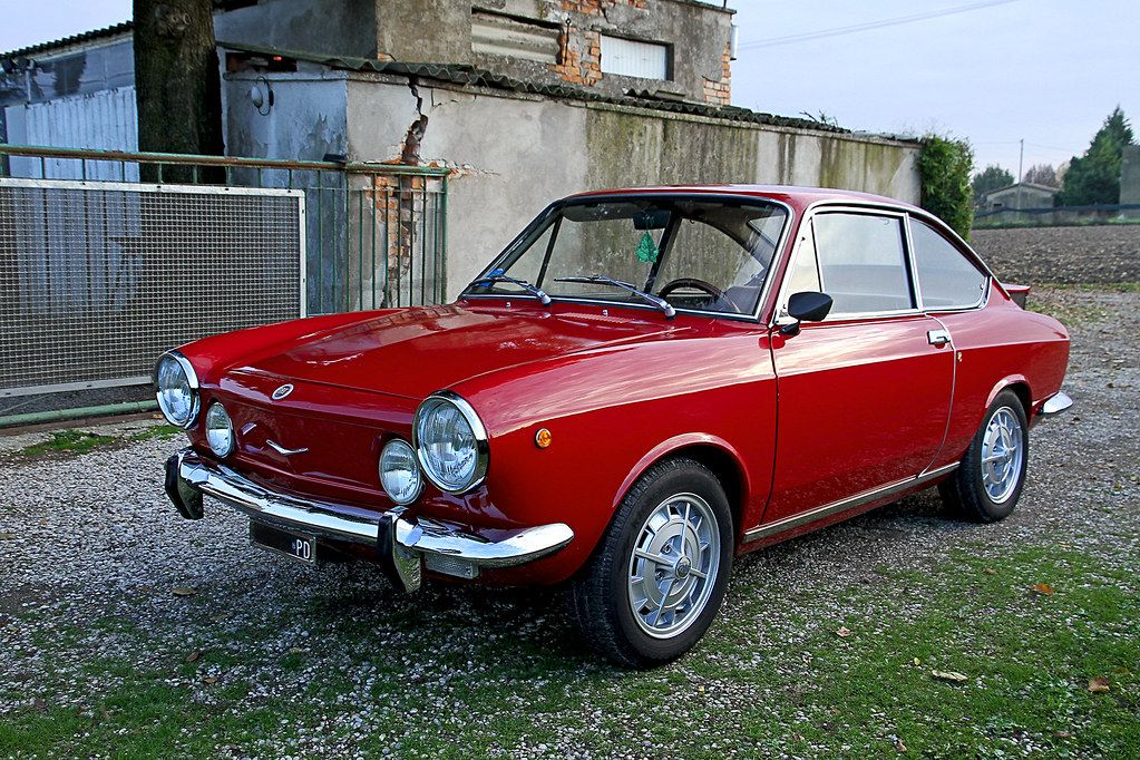 Fiat 850 Sport Fiat 850 Fiat Cars Fiat