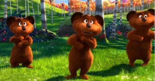 The Lorax Bears Marshmallows Google Search The Lorax Bear Photos Art Inspo