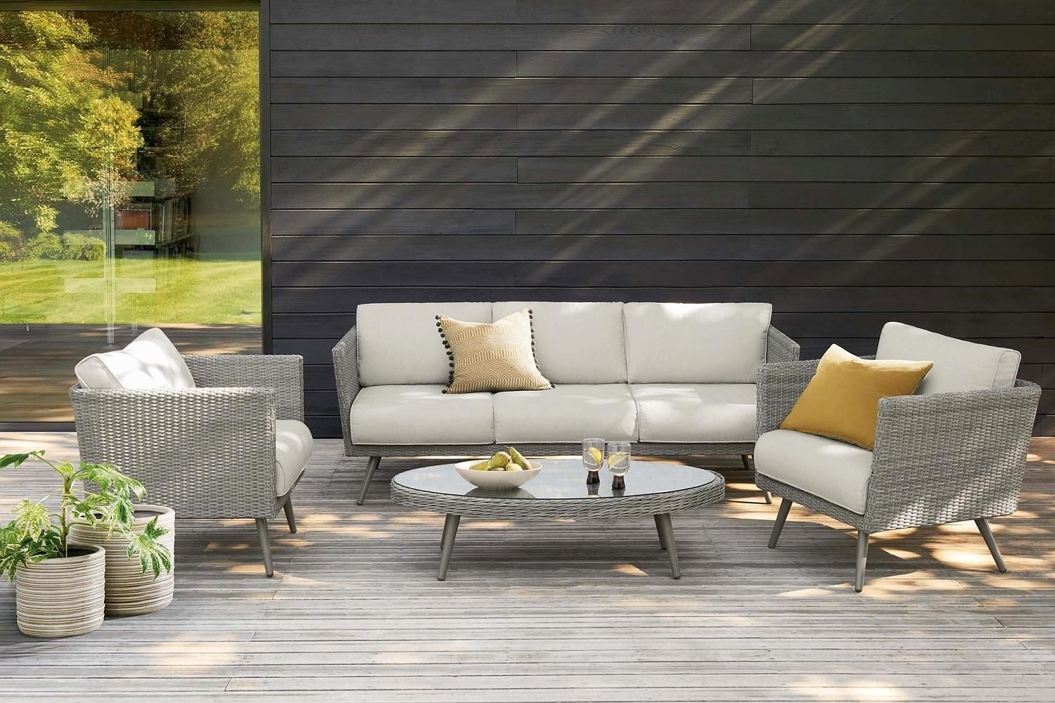 Pin by Annora on home interior  Outdoor furniture sets, Outdoor