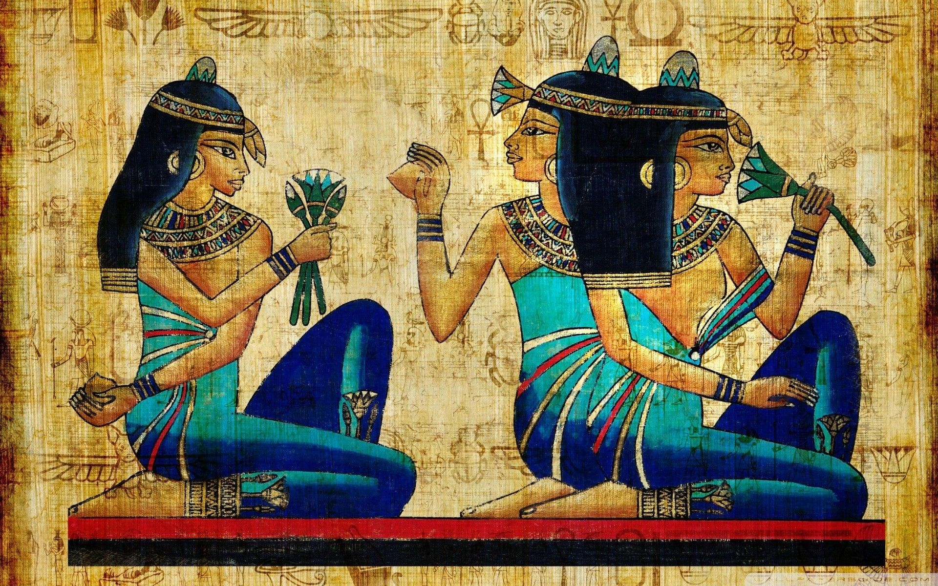 This is artwork from Egypt. Contribute to the modern day design ...