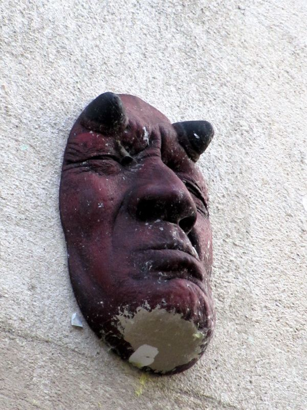 Street art Paris - Gregos