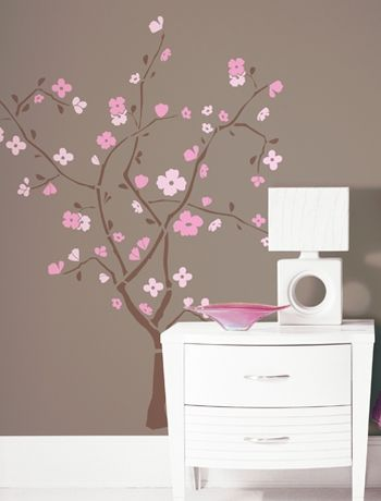 Discovery Tree Wall Decal Wall Decor Stickers Tree Wall Stickers