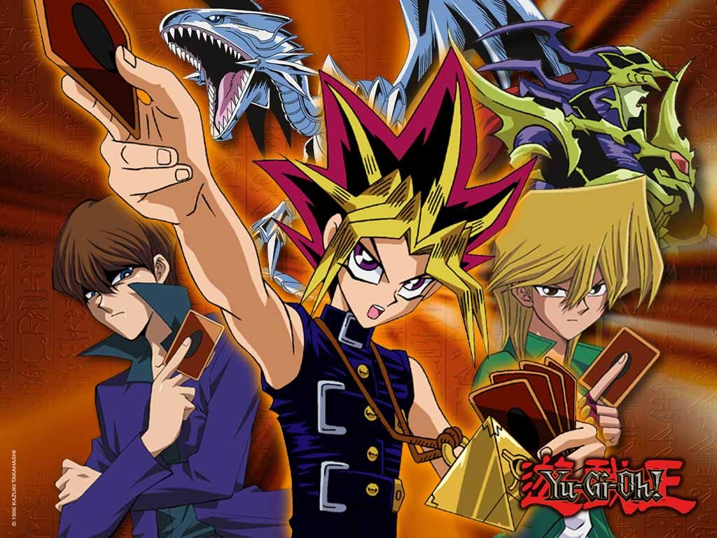 Yu Gi Oh! | Journey to the Past | Yu gi oh, Anime, Cosas que