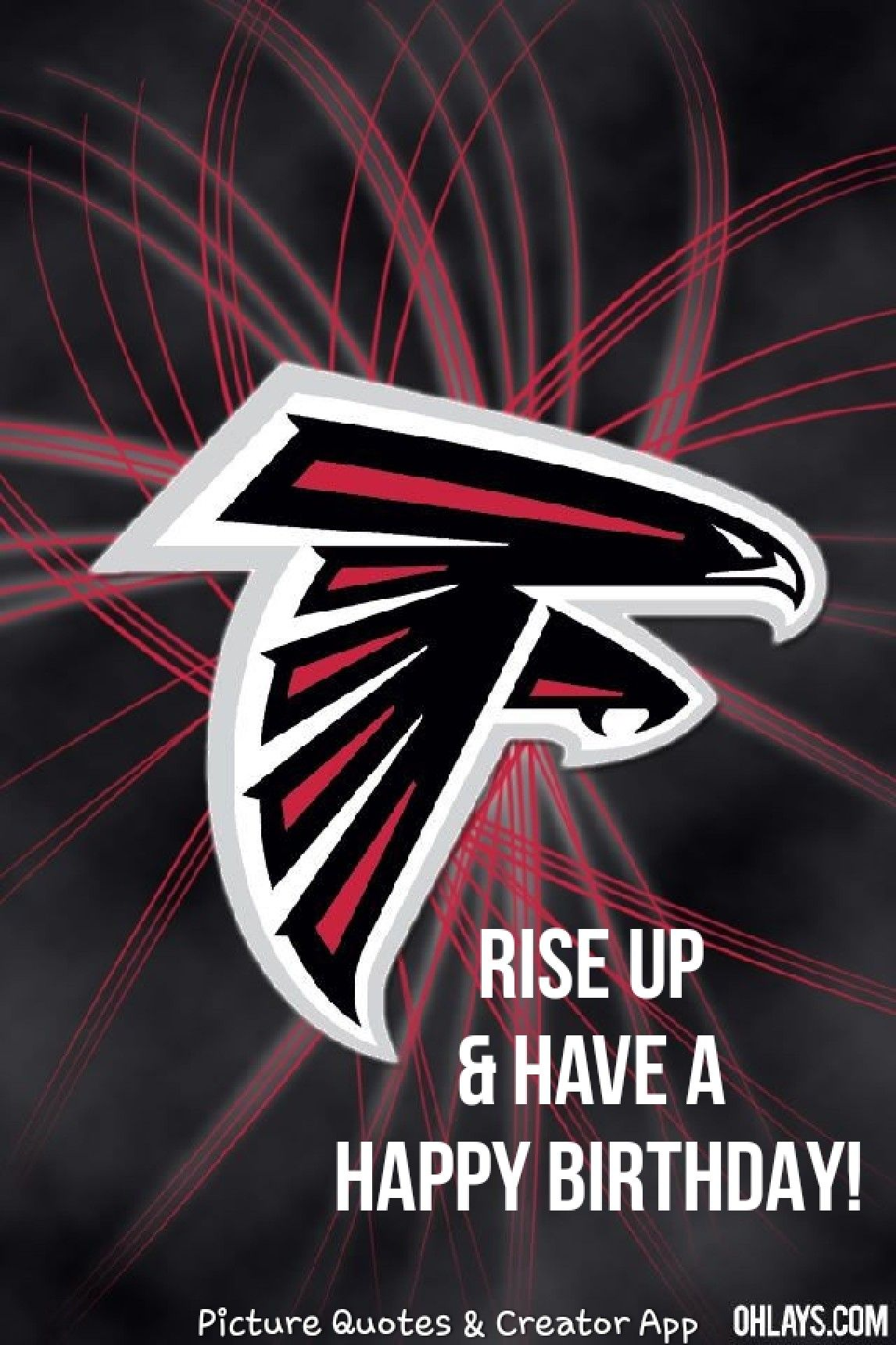 Pin By Tam Tam On Falcons Atlanta Falcons Wallpaper Atlanta Falcons Logo Atlanta Falcons Football