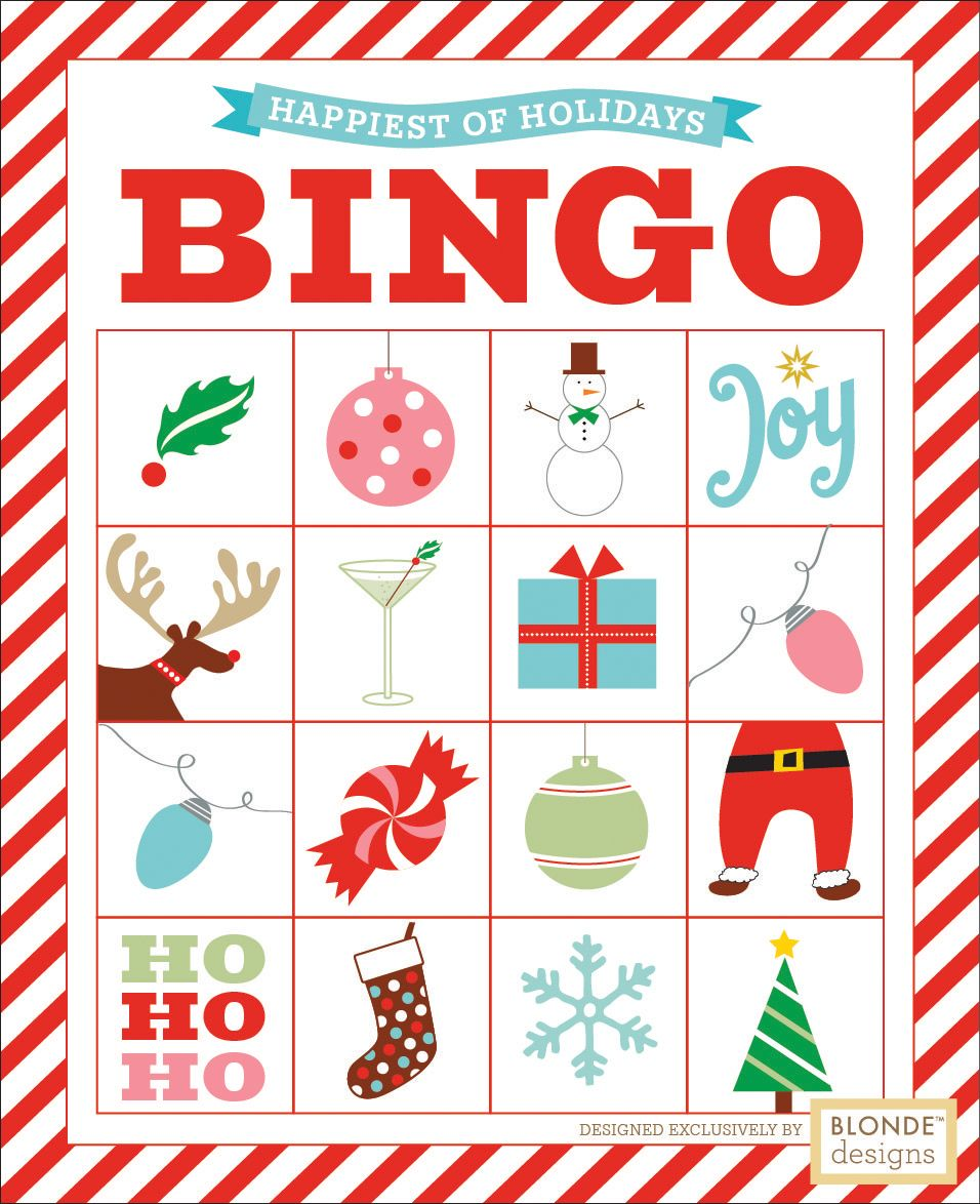 image relating to Holiday Bingo Printable identified as free of charge printable: family vacation bingo Blonde Types Blog site