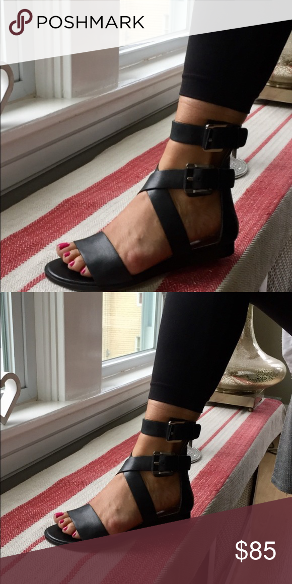 9dfb7bb02edc Michael Kors Josephine Flat Gladiator Sandals