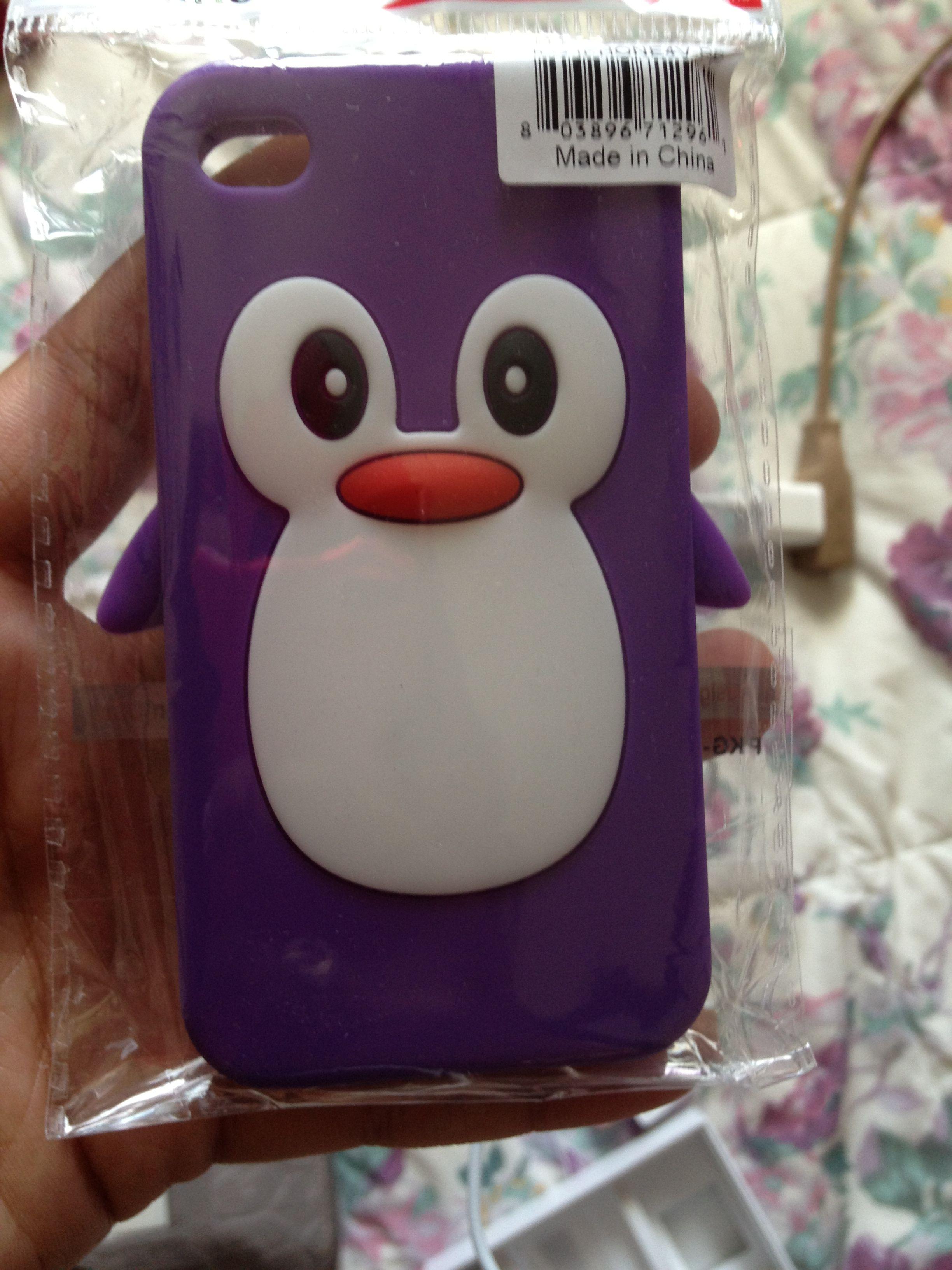 My penguin!!! :)