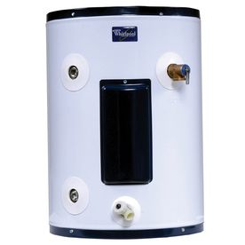 Whirlpool 12 Gallon Electric Point Of Use Water Heater Lowes Home Improvements Water Heater Tankless Water Heater