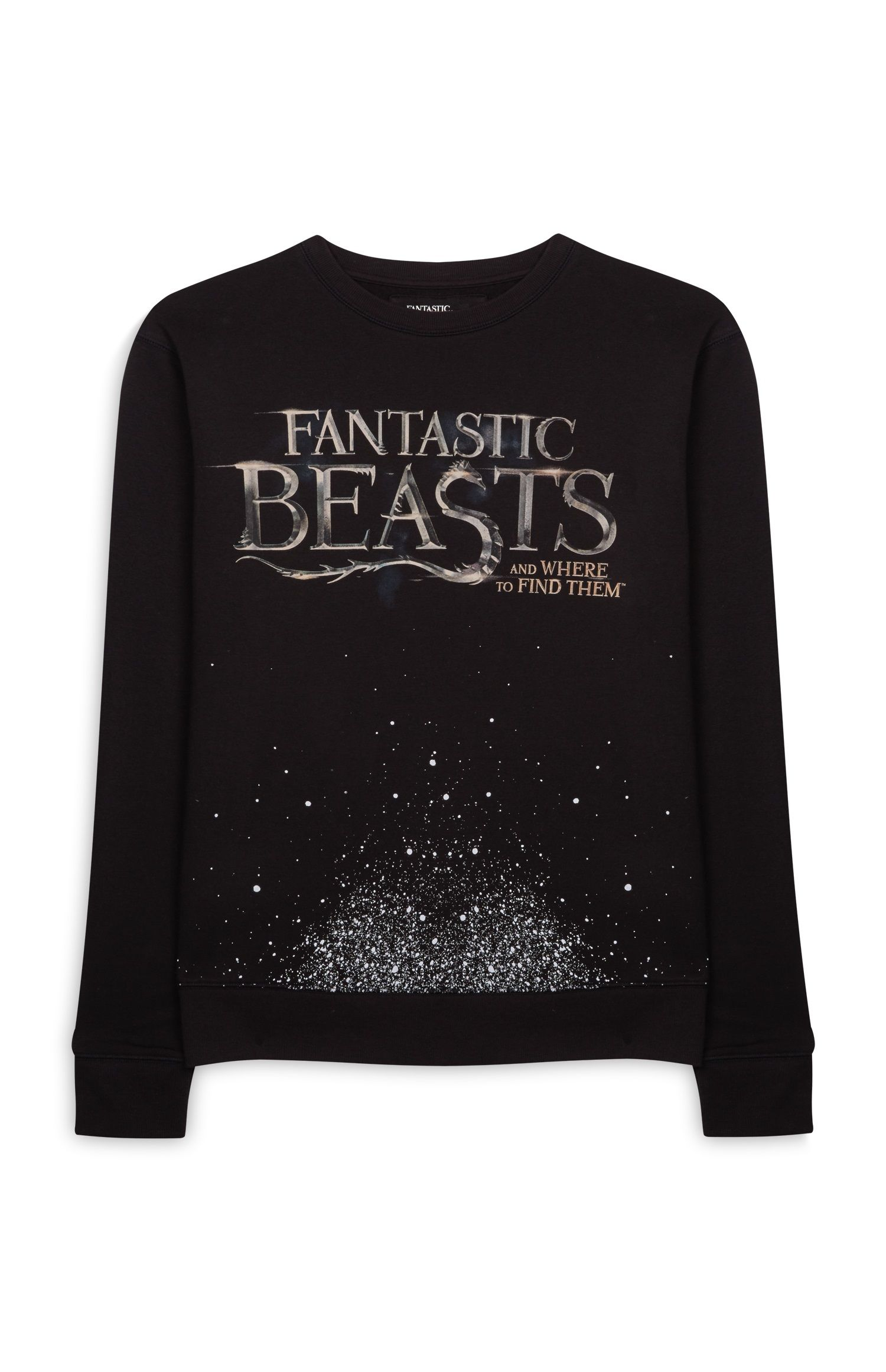 ed1dd3ebe Primark - Fantastic Beasts Sweater | Wizard World in 2019 ...