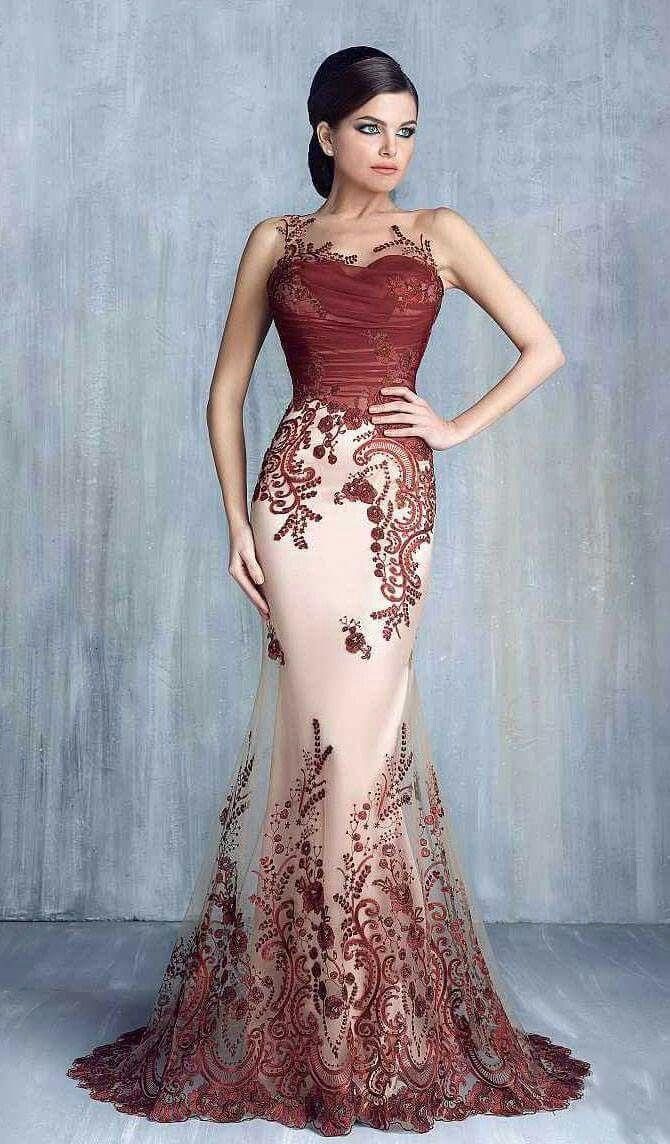 Pin by fredy ricardo moreno prada on vestido dama   Pinterest ...