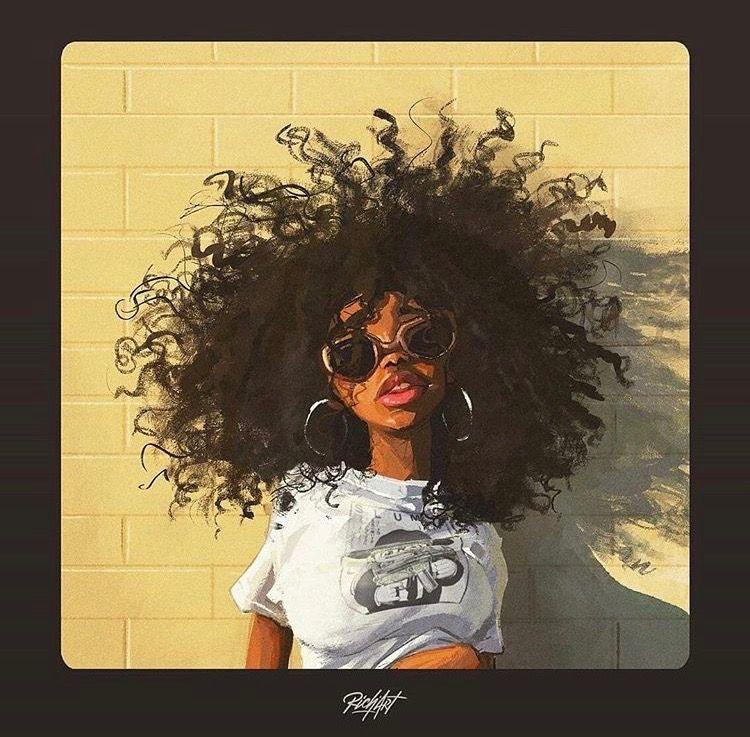 Modern Urban Black Girl: Pin By Breate Gates On My Black Is Beautiful In 2019