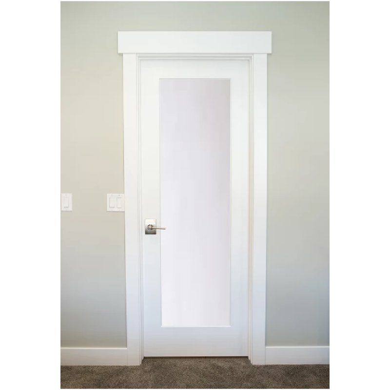Satin Etch Glass Standard Door Glass Doors Interior Prehung Interior Doors Doors Interior