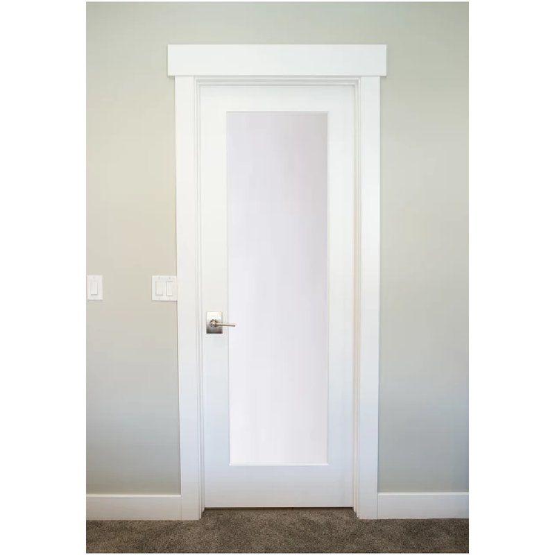 Satin Etch Glass Standard Door Glass Doors Interior Prehung Interior Doors Doors Interior