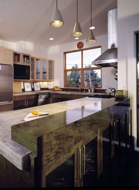 25 Modern Kitchen Countertop Ideas 2019 (Fresh Designs for ... on Modern Kitchen Countertop Decor  id=68210
