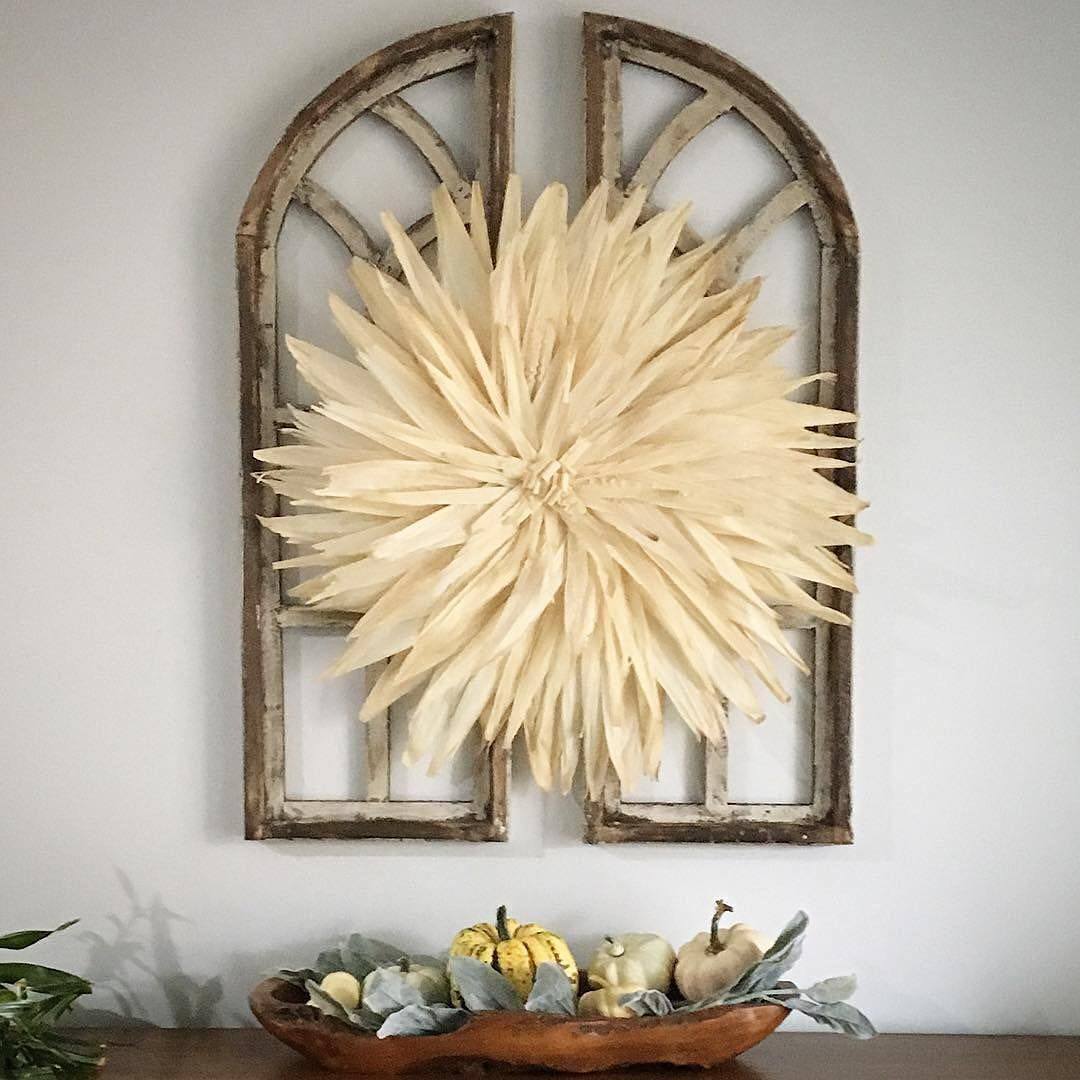 Does this creative #walldecor make you stop & say Wow too? Love our ...