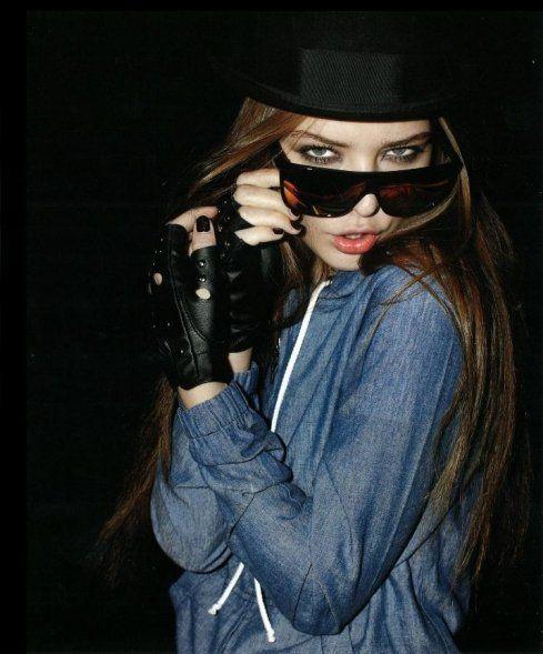 girl, beautiful, sexy, sunglasses, model, gloves