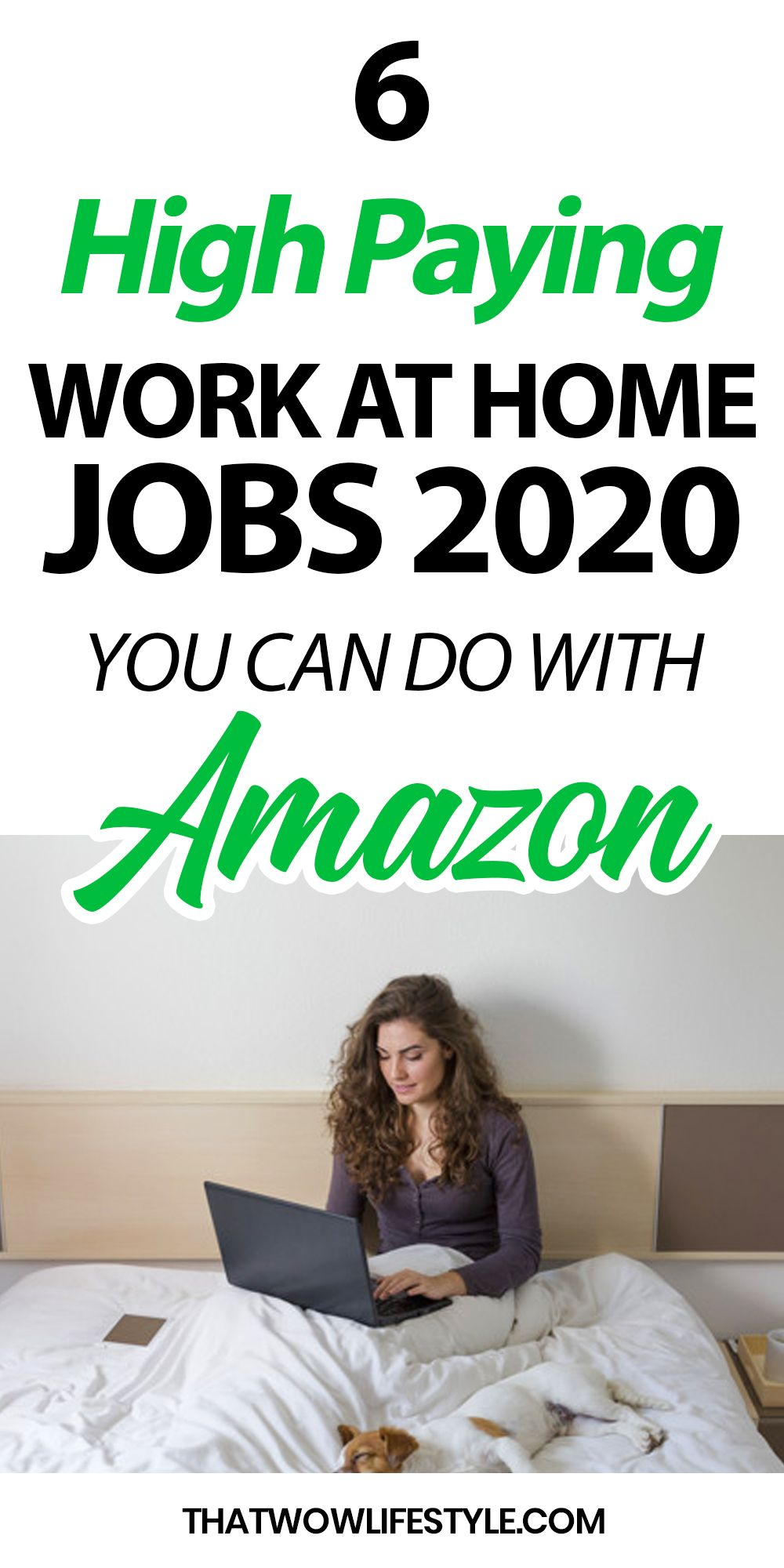 Make Money From Home With Amazon With 6 Legit Jobs Work From