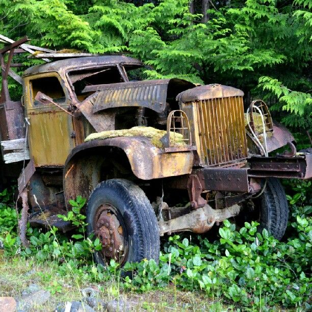 Old #truck