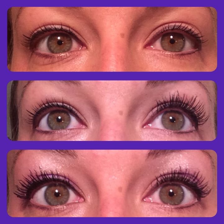 8422e1792bd My personal fiber lash results!! No more latisse or extensions for ...