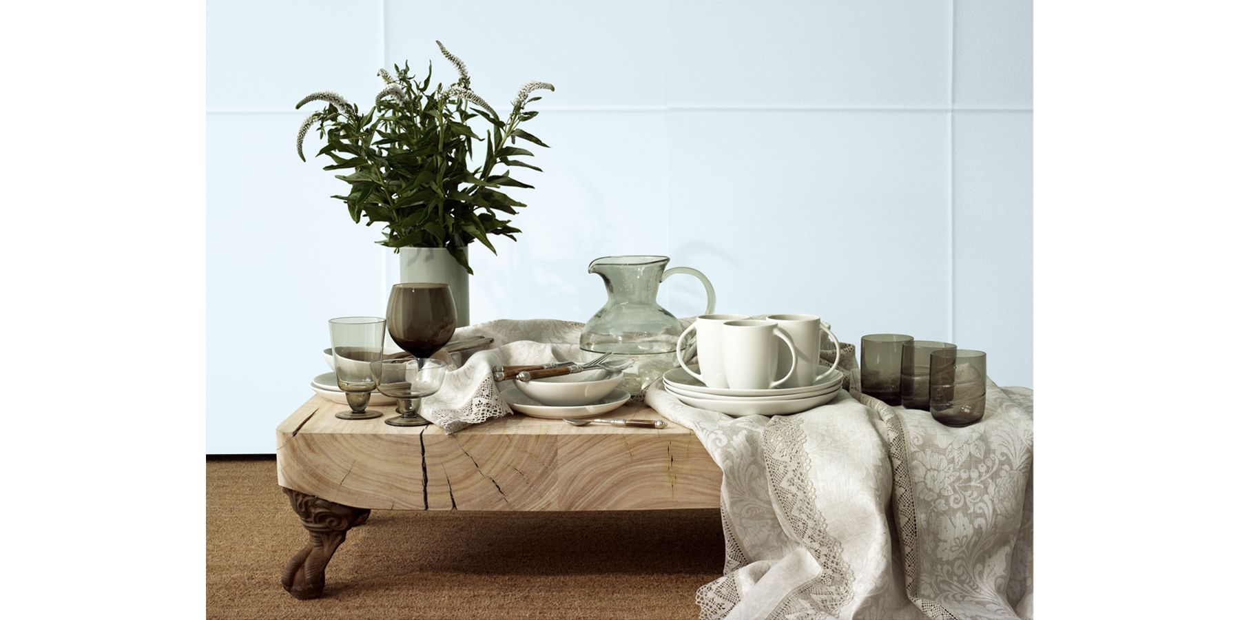 Zara home spring summer 2012 for Table zara home