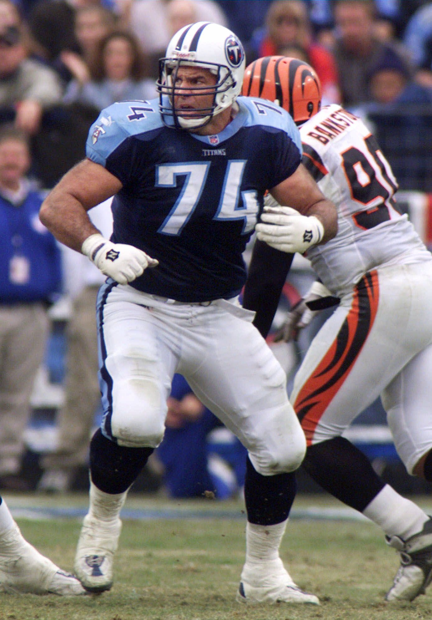 Bruce Matthews Bruce matthews, Titans football, American