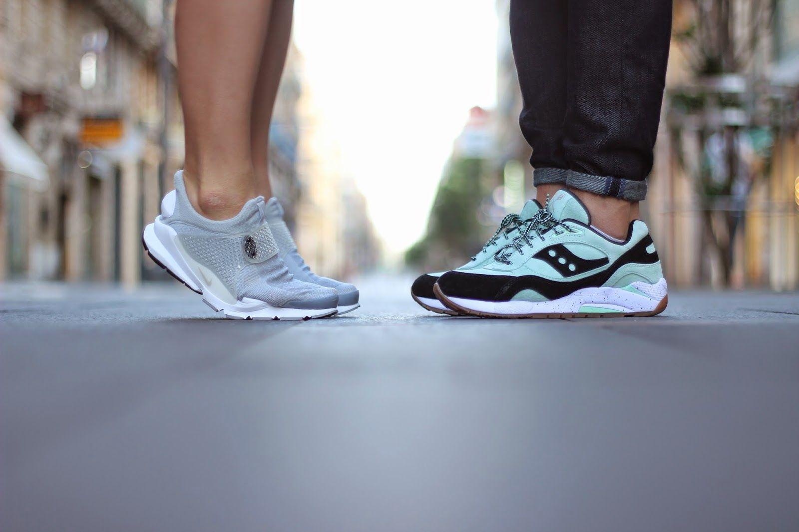 Nike Sock Dart menta