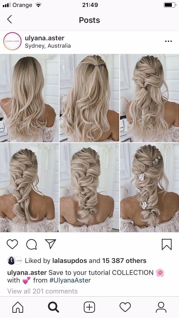 33++ Hochzeit frisuren trend 2021 inspiration