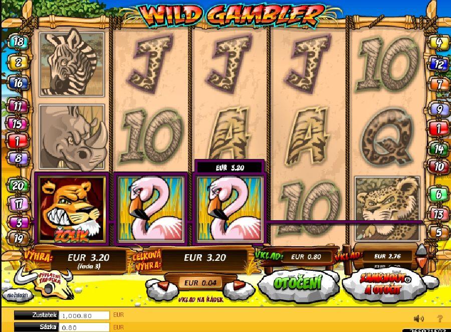 Divoké šelmy vás obdarujú! http://www.hracie-automaty.com/hry/automaty-wild-gambler-online #wildgambler #hracieautomaty #hry