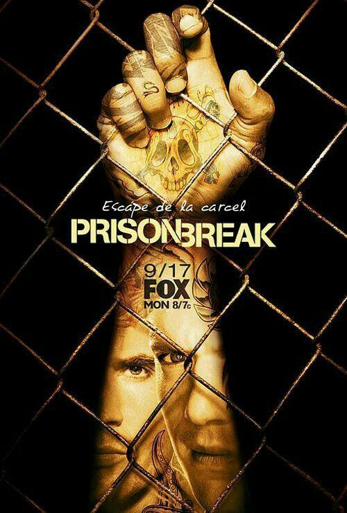 Prison Break Fuga De Prision Mejores Series