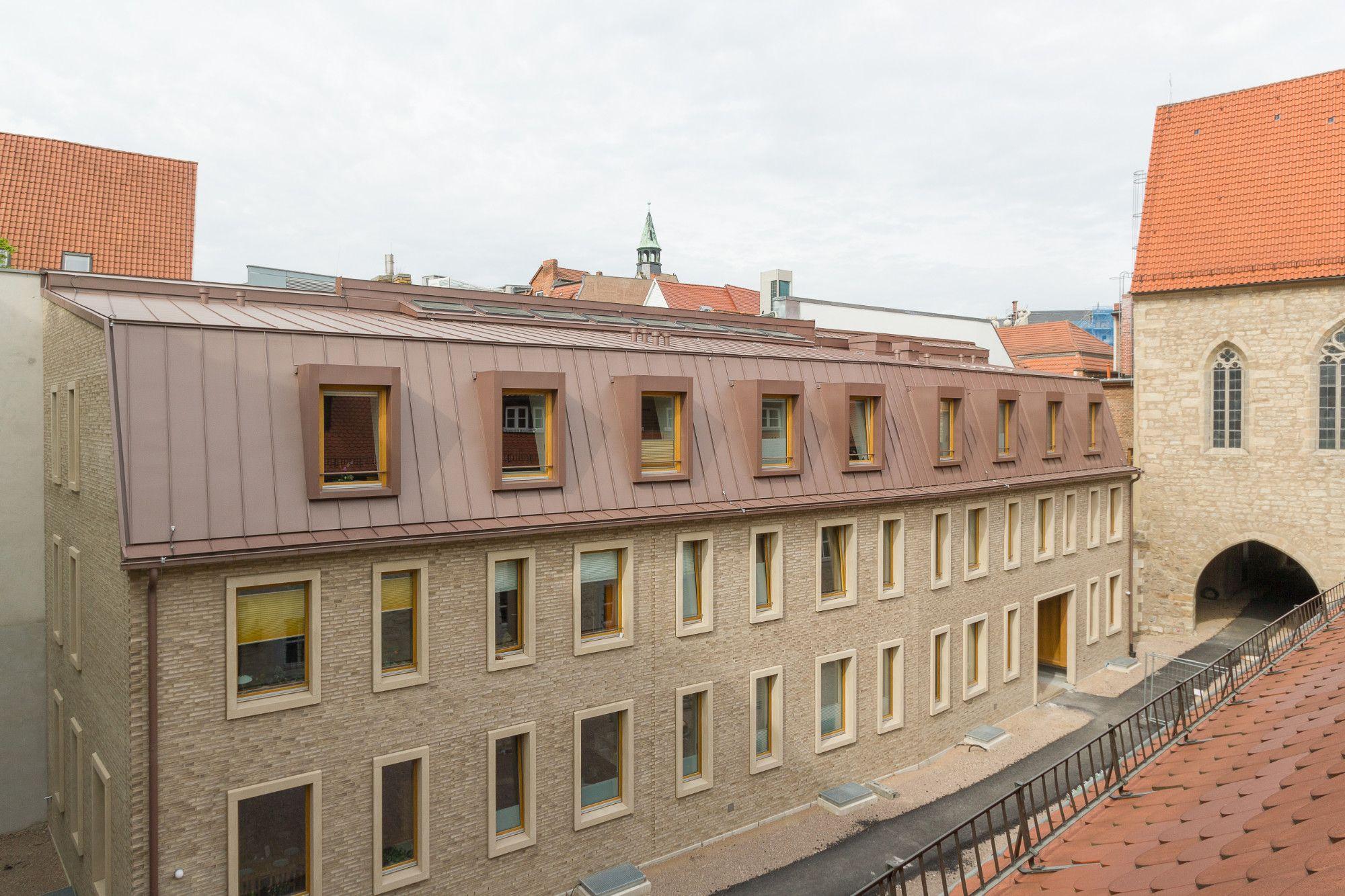 Konventgebäude in Erfurt   Fenster und Türen   Sonderbauten   Baunetz_Wissen